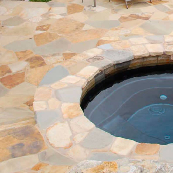 Bluestone & Flagstone Tiles